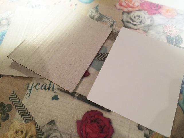 Libreta-Diario creativo con GigietMoi - Tutorial 1