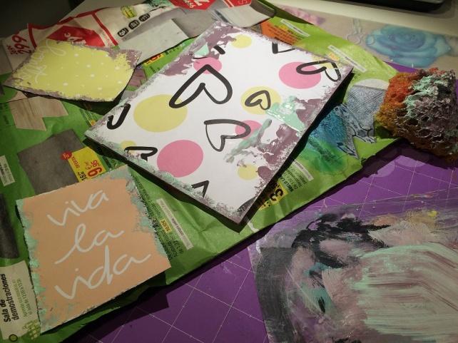 Libreta-Diario creativo con GigietMoi - Tutorial 11