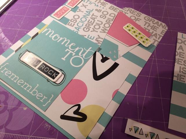 Libreta-Diario creativo con GigietMoi - Tutorial 25