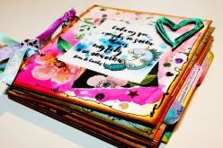 taller álbum scrapbook de acuarela bienve prieto 3