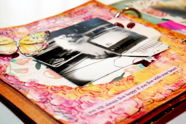 taller álbum scrapbook de acuarela bienve prieto 7