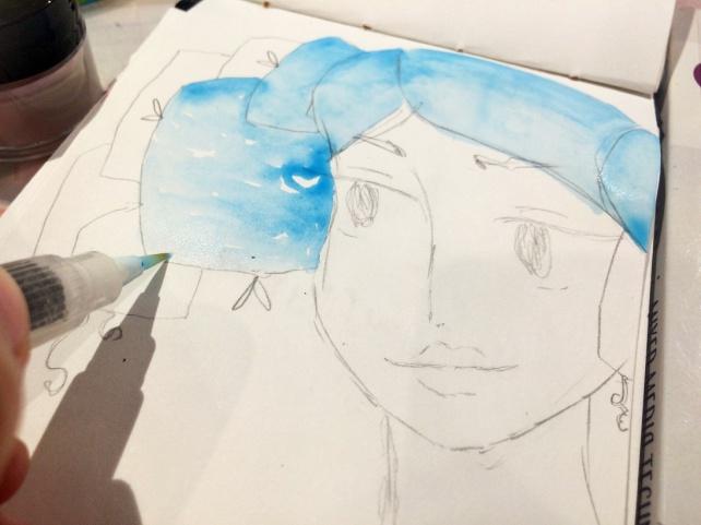 Art Alchemy Acrylic Paint Prima vs SILKS Luminarte 2