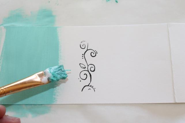 PearlEx y Art Alchemy Acrylic Paint reseña 10