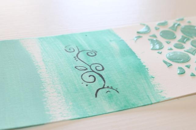 PearlEx y Art Alchemy Acrylic Paint reseña 12