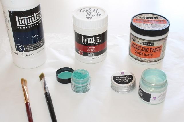 PearlEx y Art Alchemy Acrylic Paint reseña 2