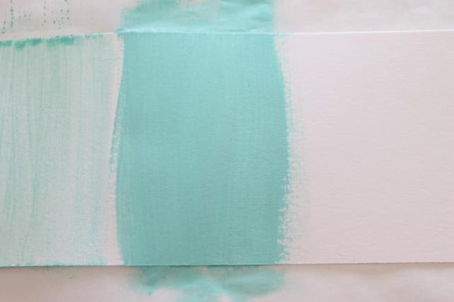 PearlEx y Art Alchemy Acrylic Paint reseña 7