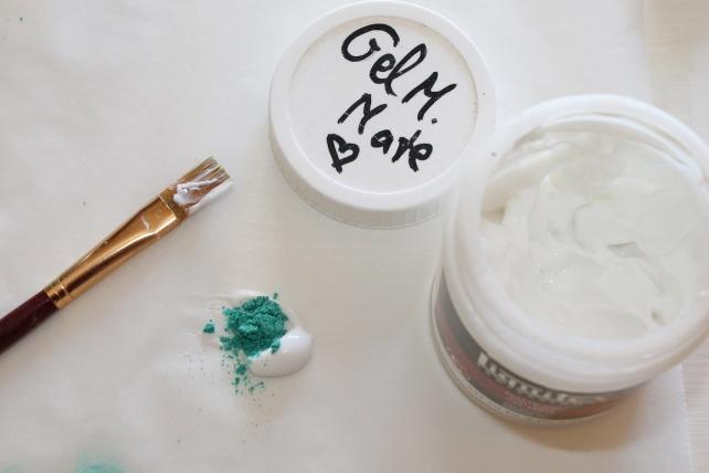 PearlEx y Art Alchemy Acrylic Paint reseña 9
